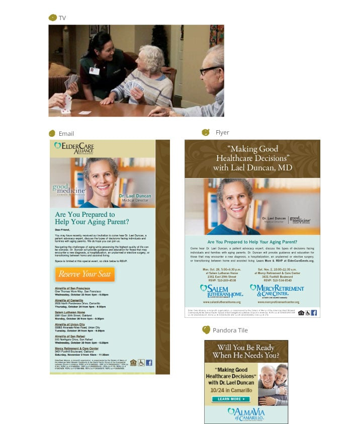 Elder Care Alliance Dr. Duncan Campaign