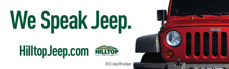 Hilltop Chrysler Jeep